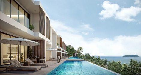 résidence appartements à phuket sur patong bay