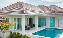 Immobillier Hua Hin Villa luxueuses arriere pays - feat 2