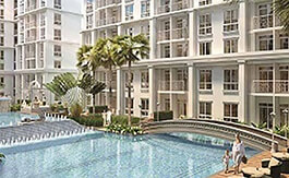 Immobillier Pattaya Appartements Jomtien low rise - feat 2