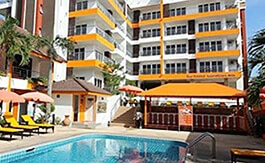 Immobillier Pattaya Appartements Pratumnak Hotel - feat 2