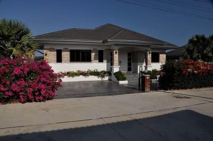 Hua hin villa villa la revente for Acheter une maison en thailande