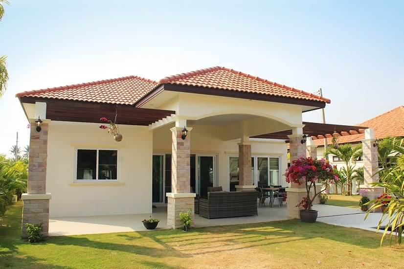 Hua hin villa orchid paradise home immobilier for Ville super moderne