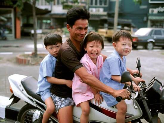 gentillesse thailandais
