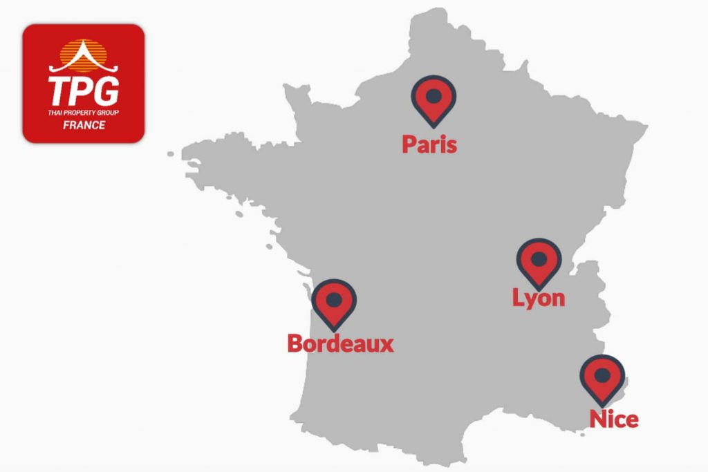 Réseau France TPG