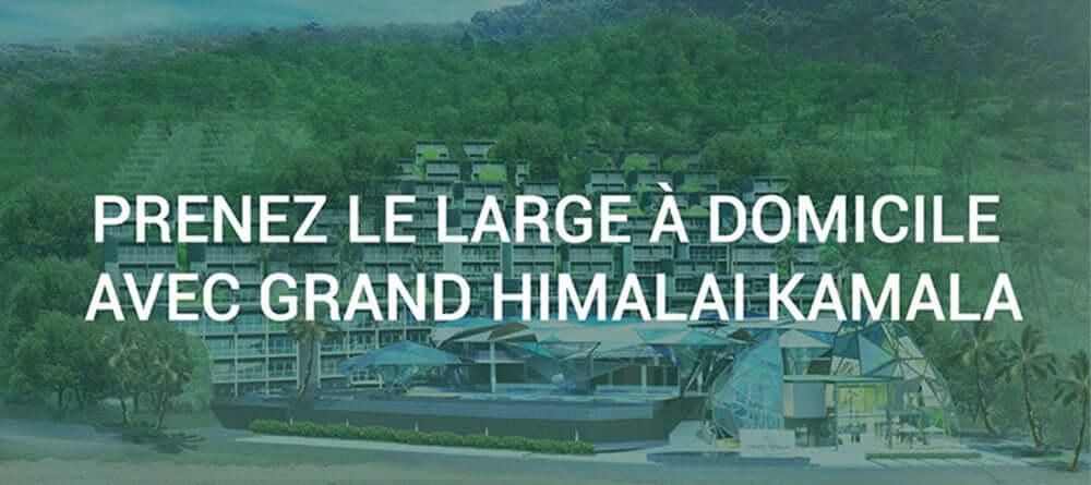 Prenez le large avec Himalai