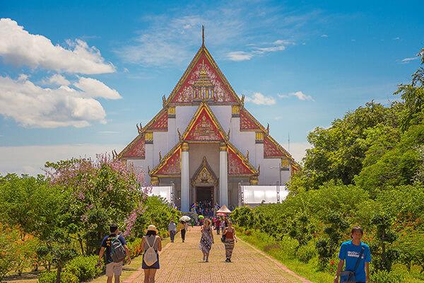 excursions thailande
