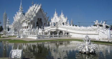 Temple blanc-chianrai