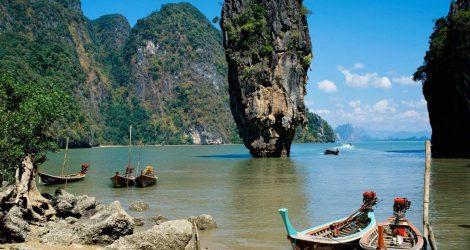 Les iles en Thailande