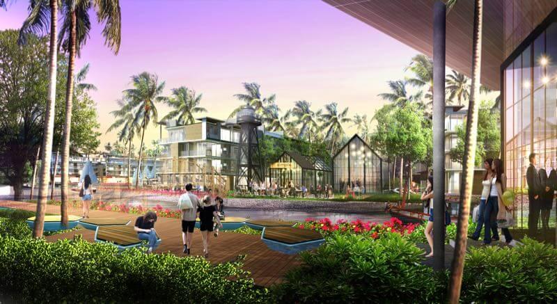 Immobilier Hua Hin Grand Marina Pranburi