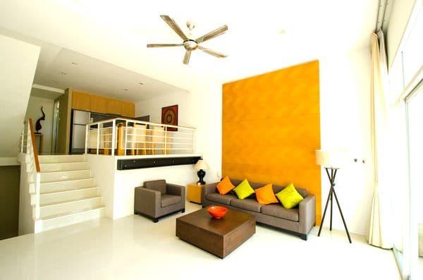 Park Residence living room 1