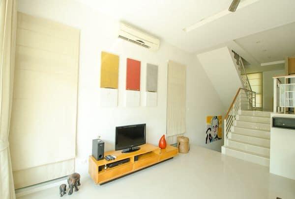 Park Residence living room3