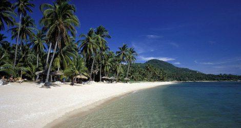 Koh Samui Beach (Thailand)