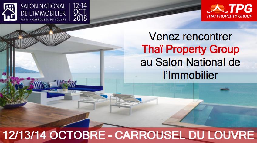 Salon national de l 39 immobilier paris - Salon national de l immobilier ...