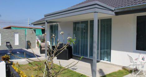 Bien d'investissement - villa Hua Hin
