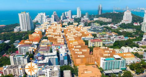 Pattaya View - Real Estate Thai Property Group