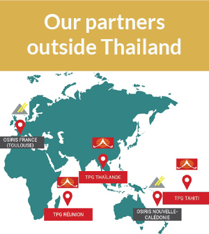 Thai Property Group partners in Thailand