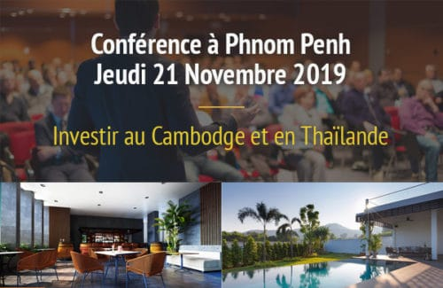 Conférence TPG Cambodge