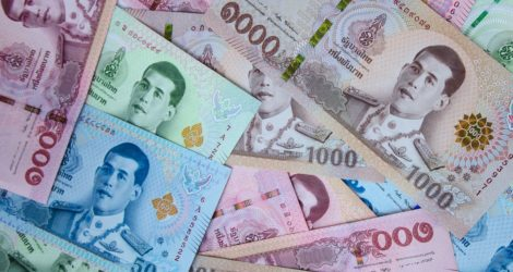 baht cash